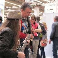 endorser Peter Luha - Musikmesse 2016