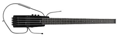 Travel guitar bass guitar