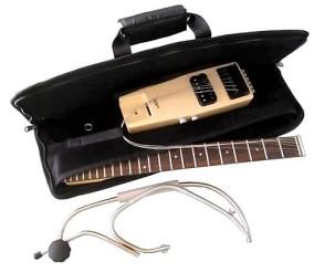 Travel guitar ultra-small handluggage